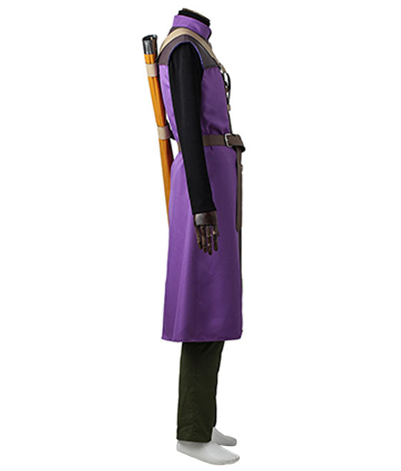 Dragon Quest XI: Echoes Of An Elusive Age Hero Protagonist Cosplay Costume