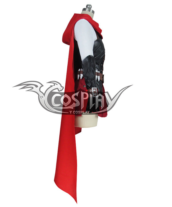 RWBY Volume 7 Ruby Rose Cosplay Costume
