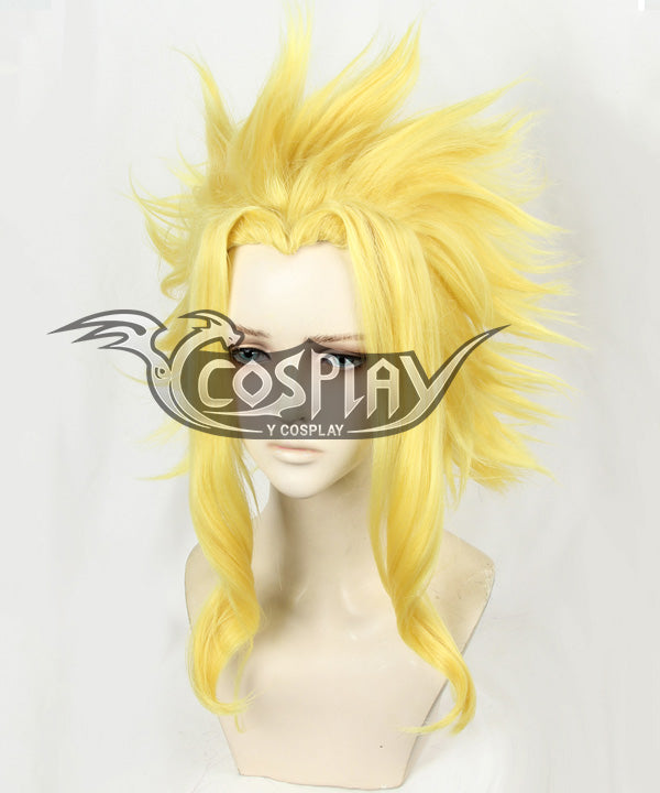 My Hero Academia Boku no Hero Akademia All Might Yellow Cosplay Wig