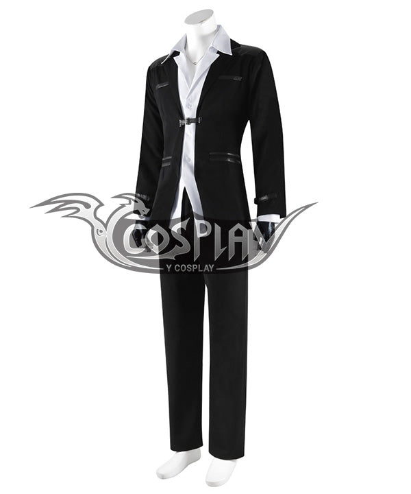 Final Fantasy VII Remake FF7 Reno Cosplay Costume