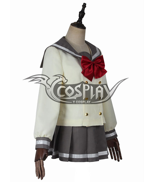 Love Live! Sunshine!! Aqours Takami Chika Watanabe You Sakurauchi Riko School Uniform Cosplay Costume