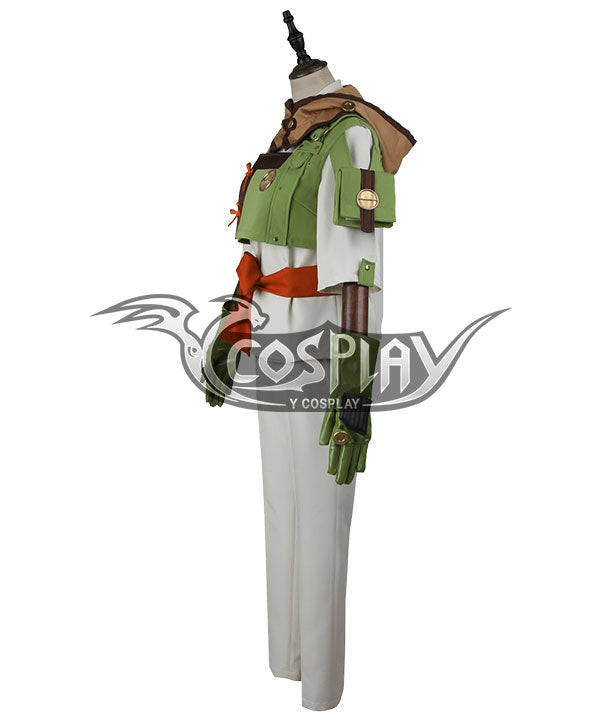 Kabaneri Of The Iron Fortress Yukina Cosplay Costume