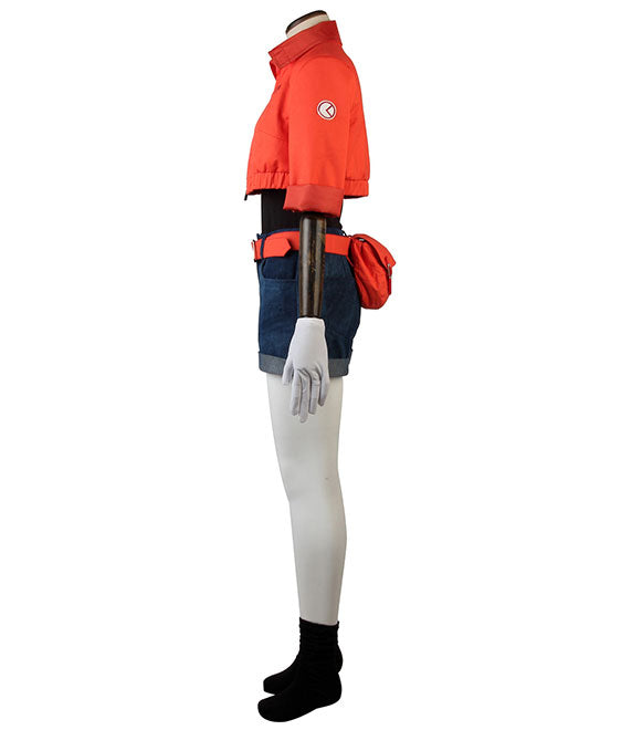 Cells At Work Erythrocite Red Blood Cell Uniform Cosplay Costume