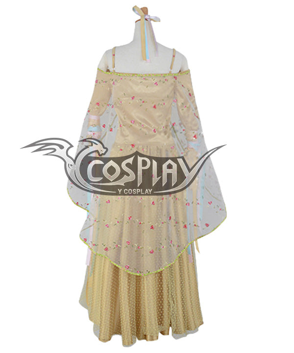 Star Wars Padme Amidala Picnic Dress Cosplay Costume