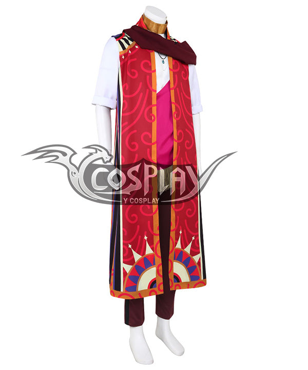 The Arcana Asra Cosplay Costume