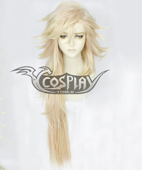 Demon Slayer: Kimetsu No Yaiba Doma Golden Cosplay Wig