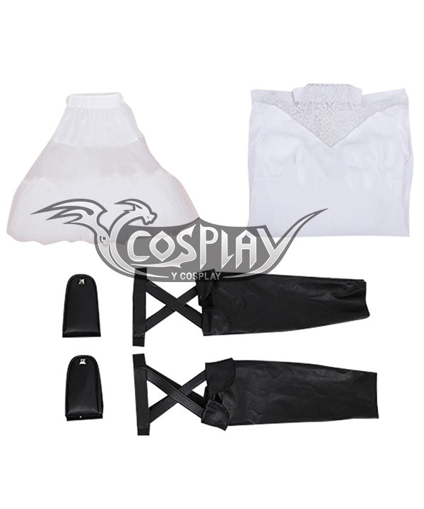 Final Fantasy XIV FF14 Ryne Cosplay Costume