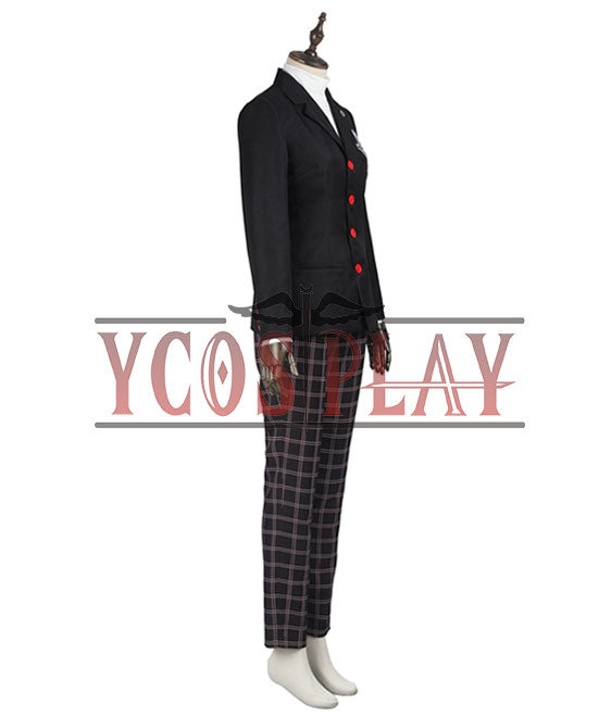 Persona 5 Akira Kurusu School Uniform Cosplay Costume