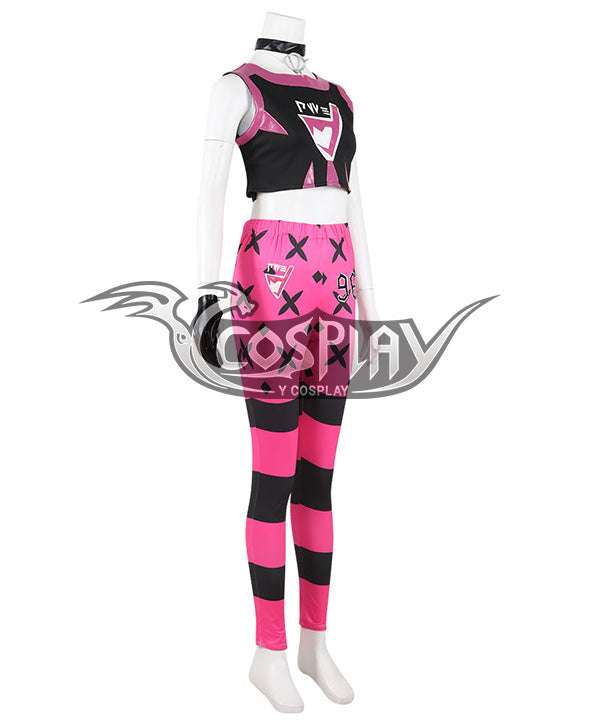 Pokemon Pok¨¦mon Sword And Shield Marnie Uniforms Cosplay Costume