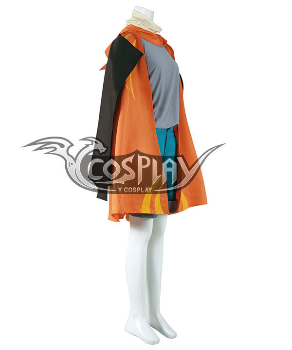 Your Turn to Die Gin Ibushi Cosplay Costume