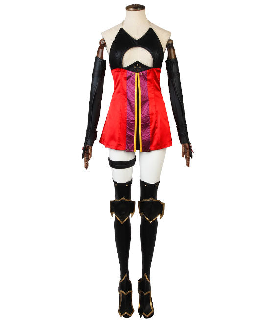 Fate Grand Order Fate KOHA-ACE Devil Alter Ego Saber Okita Souji Cosplay Costume