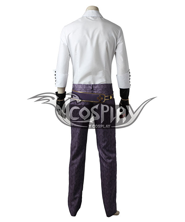 NieR: Automata 2B Commander Adam Cosplay Costume