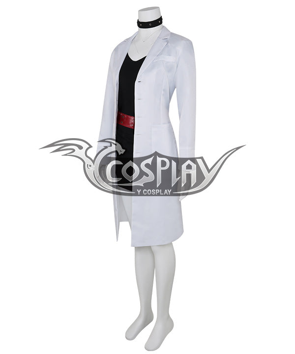 Persona 5 Tae Takemi Cosplay Costume - Not Necklace and Brand