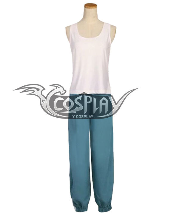 Danganronpa 2: Goodbye Despair Nekomaru Nidai Cosplay Costume