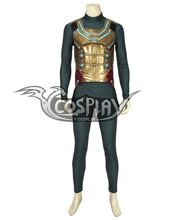 Marvel 2019 Spider-Man: Far From Home Mysterio Quentin Beck SpiderMan Cosplay Costume