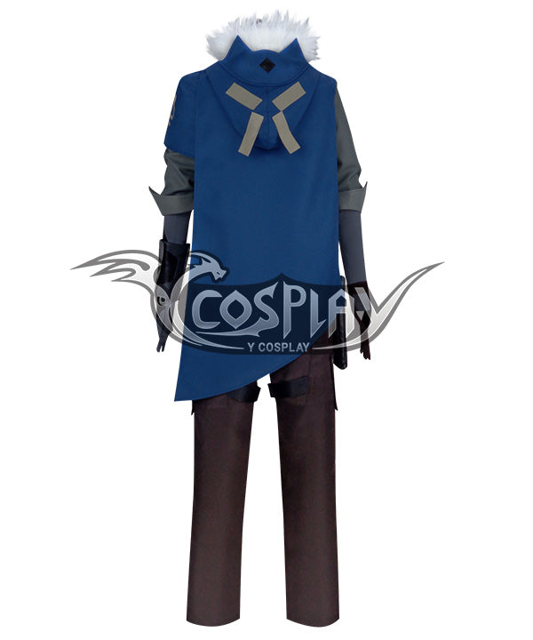 Valorant Sova Cosplay Costume