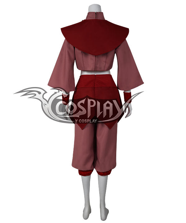 Avatar: The Last Airbender Ty Lee Cosplay Costume