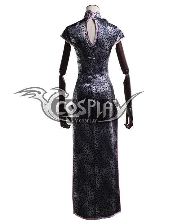 Final Fantasy VII Remake Tifa Lockhart Cheongsam Cosplay Costume