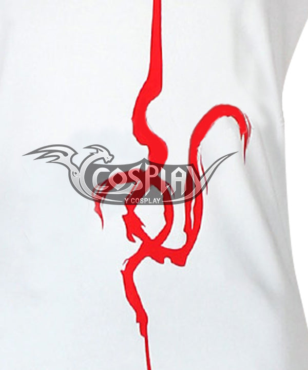 Super Danganronpa 2 Komaeda Nagito Cosplay Costume