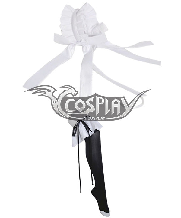 Danganronpa Dangan Ronpa Celestia Ludenberg Dress Cosplay Costume