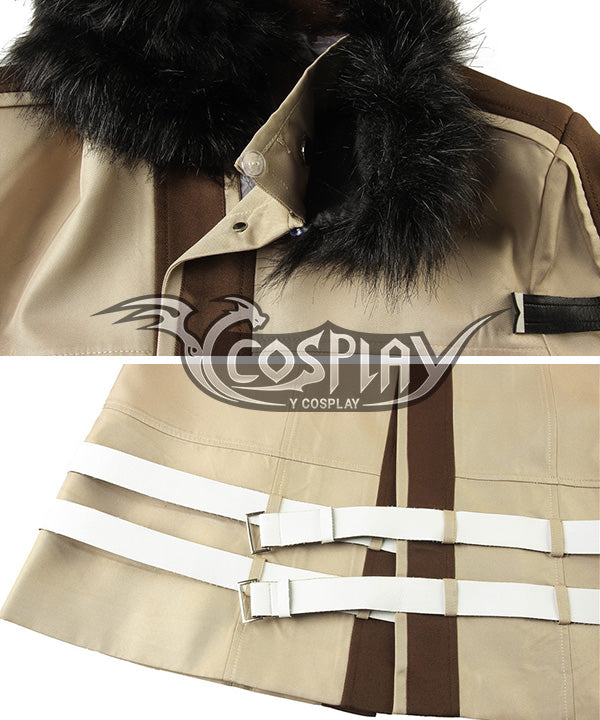 The Legend of Heroes: Sen No Kiseki IV: The End of Saga Crow Armbrust Cosplay Costume