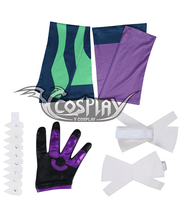 Pokemon Pokémon Sword And Shield Klara Cosplay Cosutme