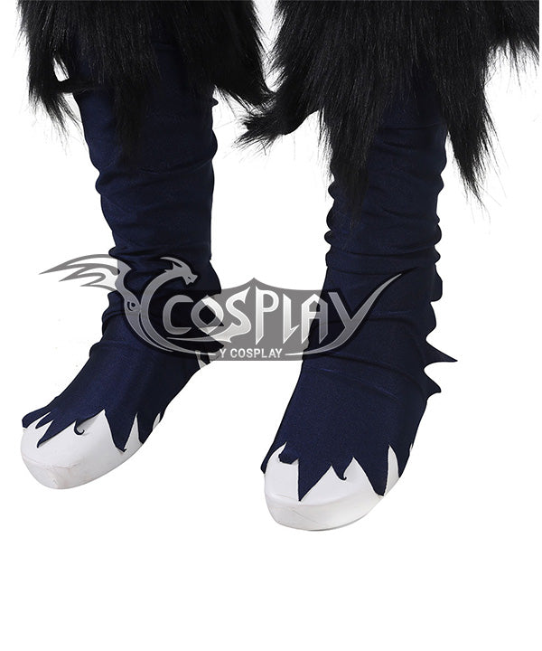 Demon Slayer: Kimetsu No Yaiba Inosuke Hashibira Cosplay Costume