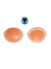 Big Silicone Inserts Chicken Fillets Breast Enhancers - Skin Colour 260g/pair