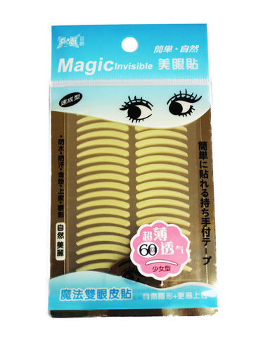 "EYELID TAPE ""pretty size"" (M) - Eyelid Lifting without Surgery [1x60 Pairs]"