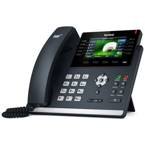 Yealink SIP-T46S Gigabit IP Business VOIP Phone