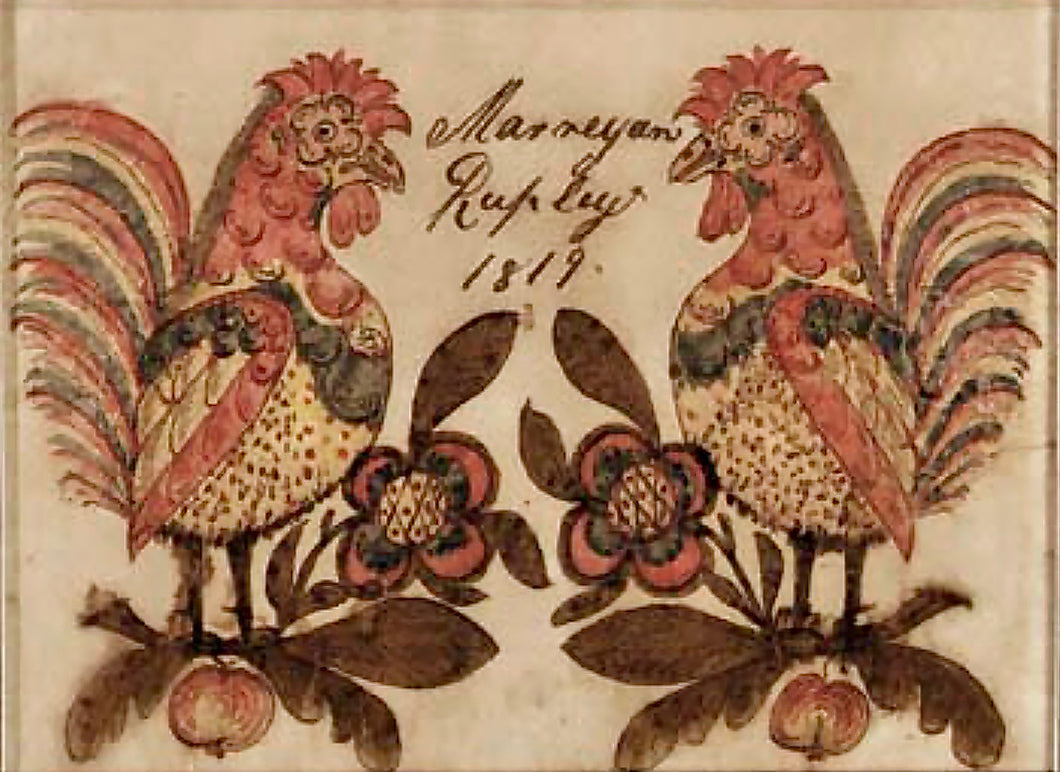1819 Roosters (#85)
