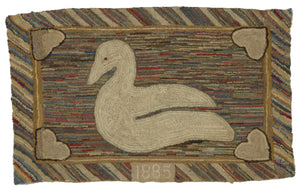Maria Beck Warning's Goose 1885 (#487)