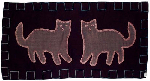 A Couple of Primitive Cats (#170)