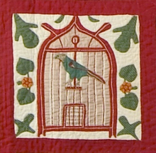 Load image into Gallery viewer, The Caged Bird (#307)