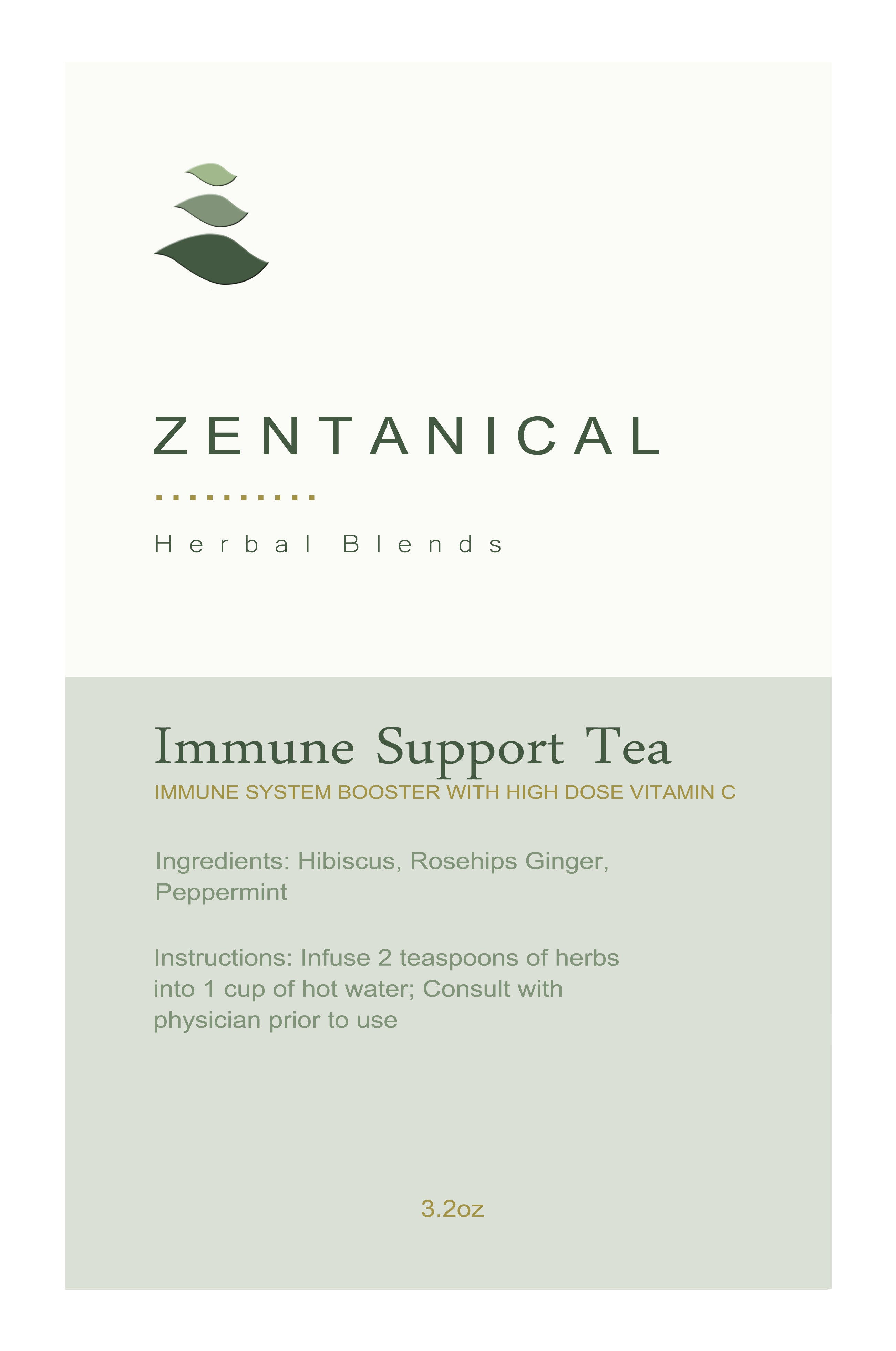 Immune Support Tea