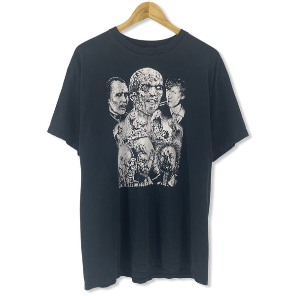 Zombie Movie Promo Horror T-shirt