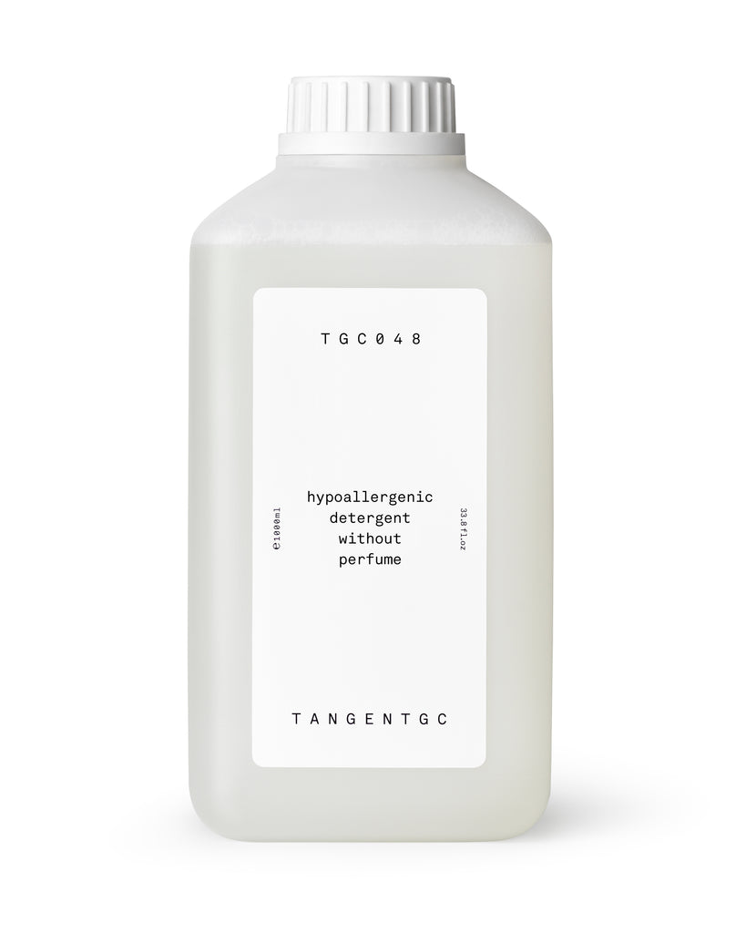 TANGENT HYPOALLERGENIC DETERGENT WITHOUT PERFUME