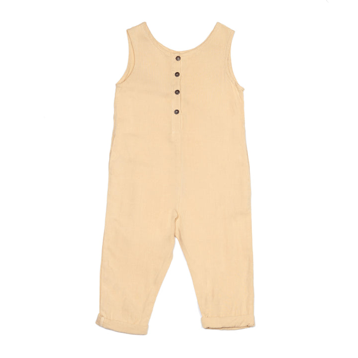 Children of the Tribe - First Light Linen Jumpsuit