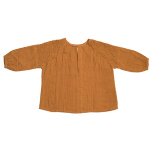 Children of the Tribe Juniper Blouse Burnt Terracotta