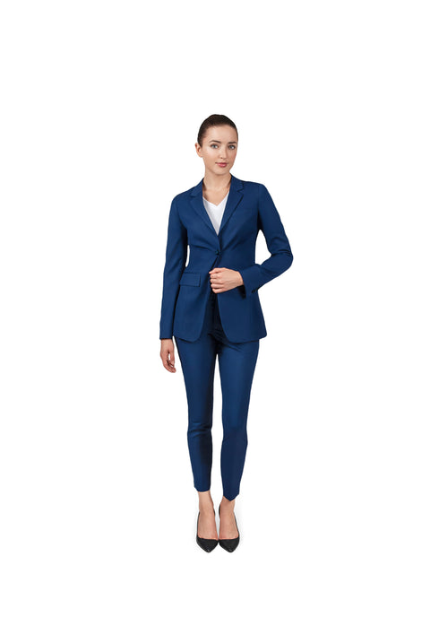 Brilliant Blue Women's Suit - edwingjsons