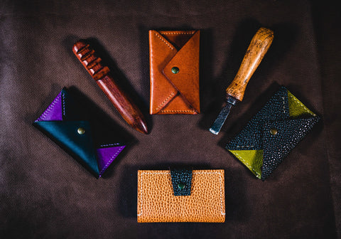 Personalize Custom Leather Goods