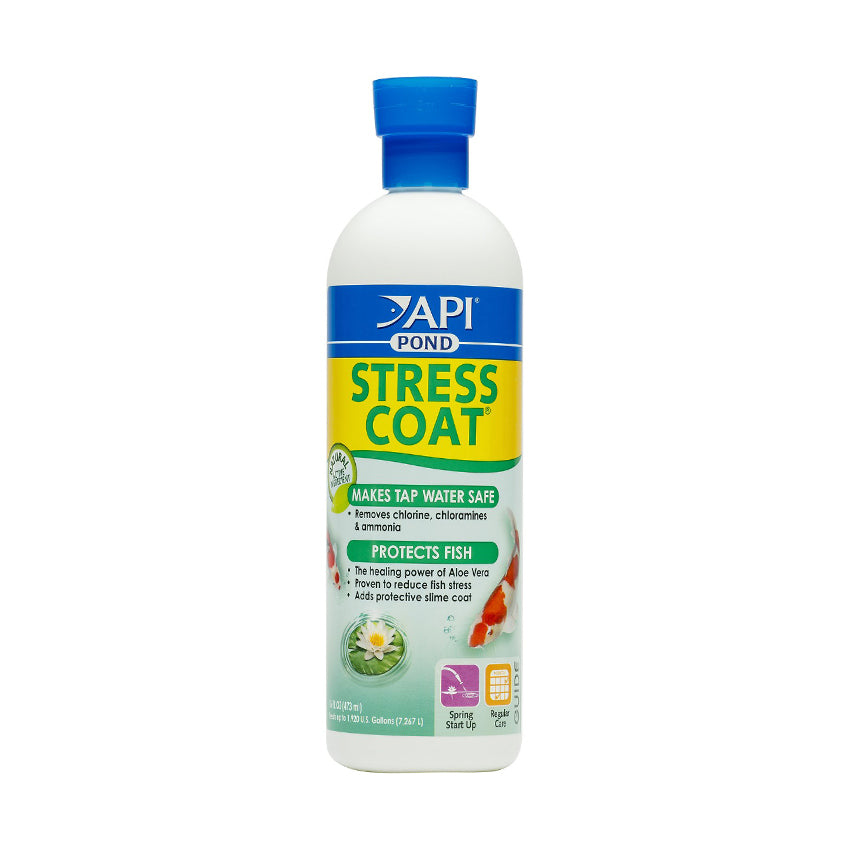 API Pond Stress Coat