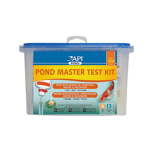 API Pond Master Test Kit - 500 count