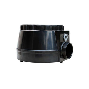 "DreamPond Retrofit Bottom Drain 3"" w/ Air Diffuser"