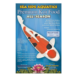 Sea Side Aquatics All-Season