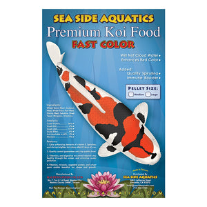 Sea Side Aquatics Fast Color