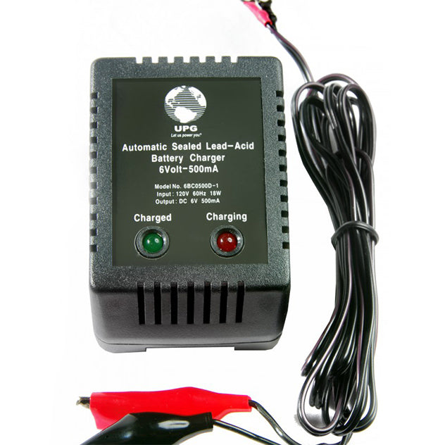 Sweeney Battery Charger-6 Volt