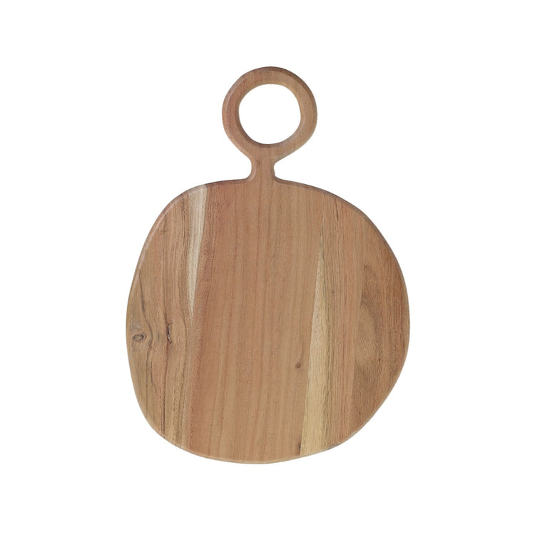 Acacia Cutting Board - Round