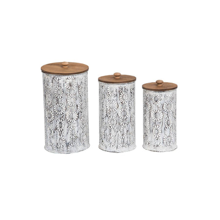 Nested Canisters
