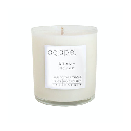 Mint Birch Candle